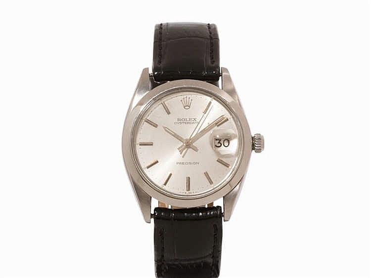 Rolex Oysterdate Precision, Ref. 6694, c. 1986