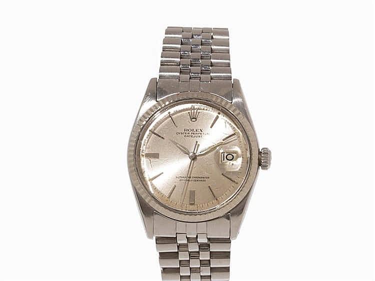 Rolex Datejust, Ref. 1600, c. 1966