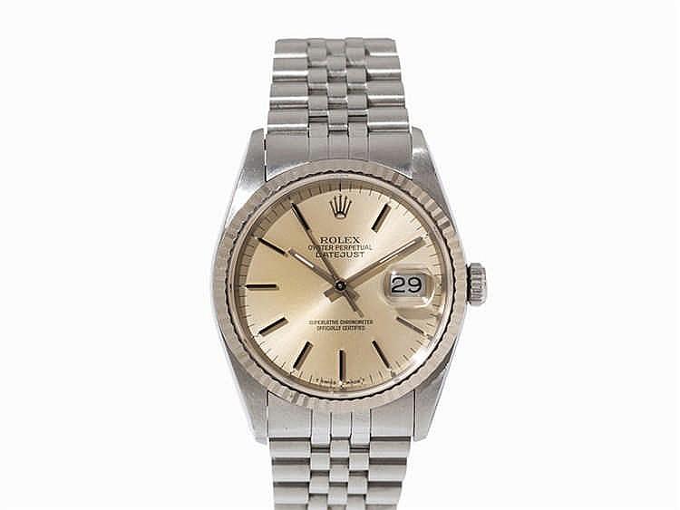 Rolex Datejust, Ref. 16234, c. 1991