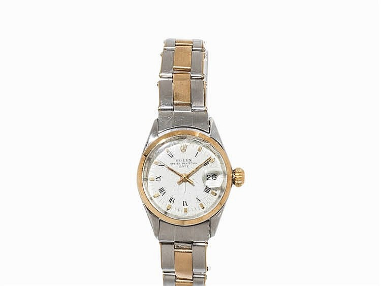 Rolex Date Oyster Perpetual Damenuhr, Ref. 6516, C. 1969