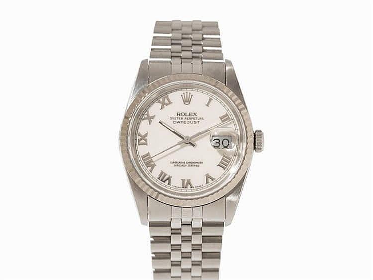 Rolex Datejust, Ref. 16234, c. 1988