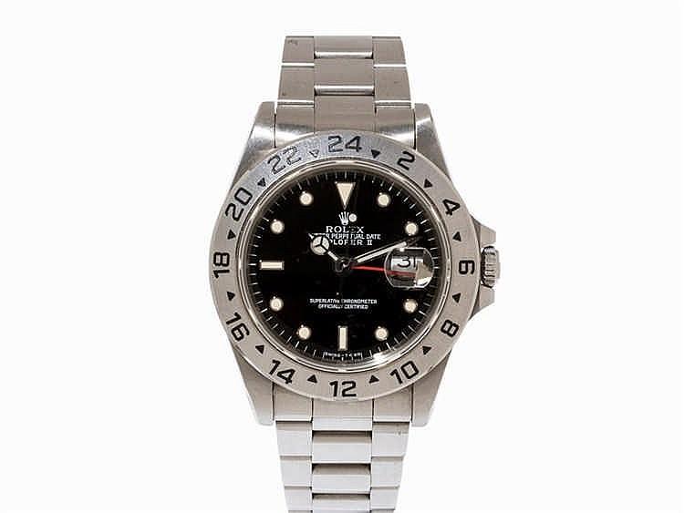Rolex Explorer II, Ref. 16570, c. 1999