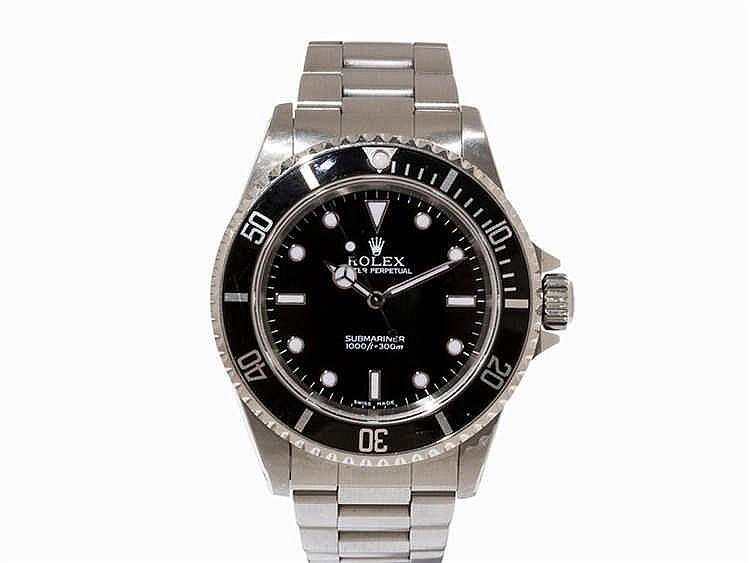 Rolex Submariner, Ref. 14060, c. 2000
