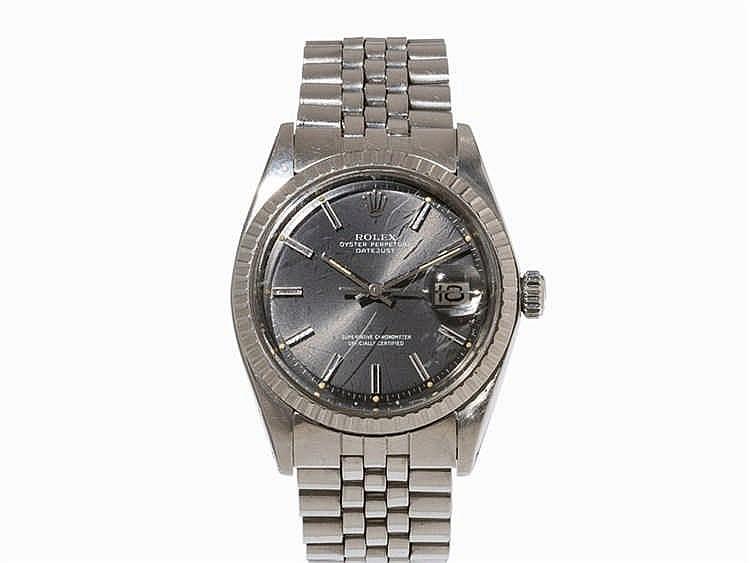 Rolex Datejust, Ref. 1603, Switzerland, c. 1975
