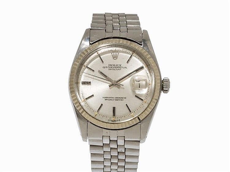 Rolex Datejust, Ref. 1601, c. 1973
