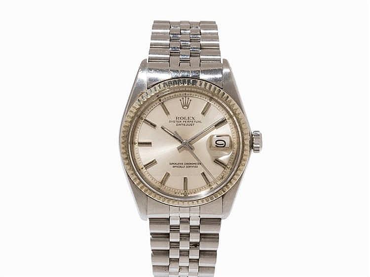 Rolex Datejust Precision, Ref. 1601, c. 1973