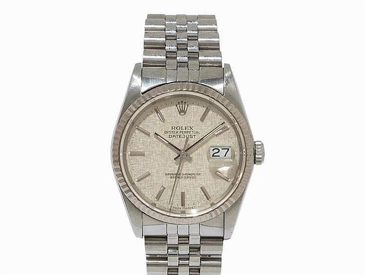 Rolex Datejust, Ref. 16234, c. 1987