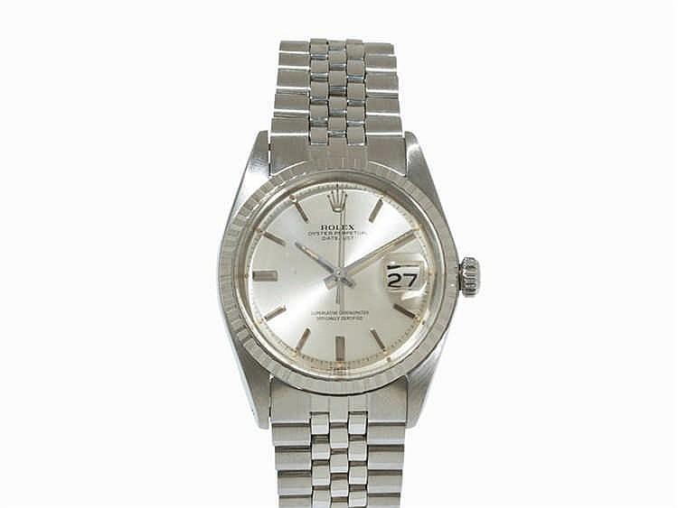 Rolex Datejust, Ref. 1603, c. 1972