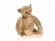 Rare Steiff Teddy Bear with Blonde Mohair, 1925-30