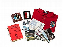 Gordon Coopers 'Emergency Handbook' & more Space Memorabilia