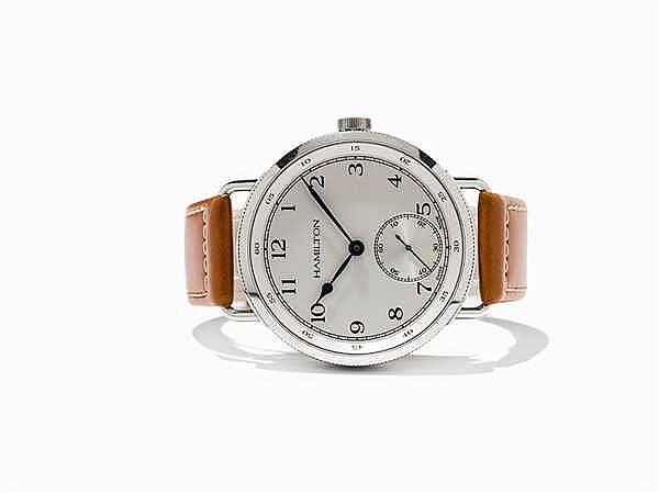 Hamilton Khaki Navy Pioneer Wristwatch, USA, C. 2015