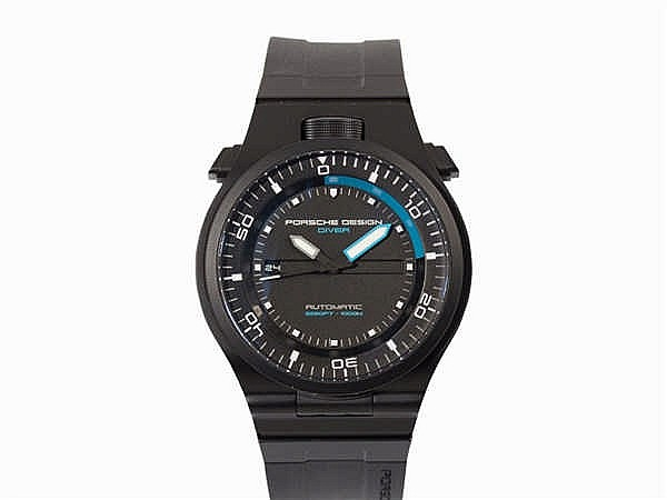 Porsche Design P'6780 diver Black Edition, c. 2015