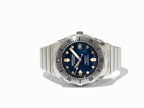 Breitling Super Ocean Deep Sea, Switzerland, 1985