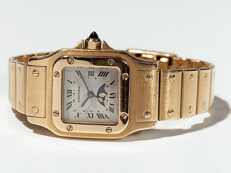 18 carat Gold Cartier