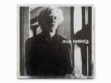 Andy Warhol, Signed Asahi Shimbun Catalog, 1974