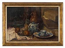 Anna Lehmann (1876-c.1956), Still Life With Jugs, around 1932