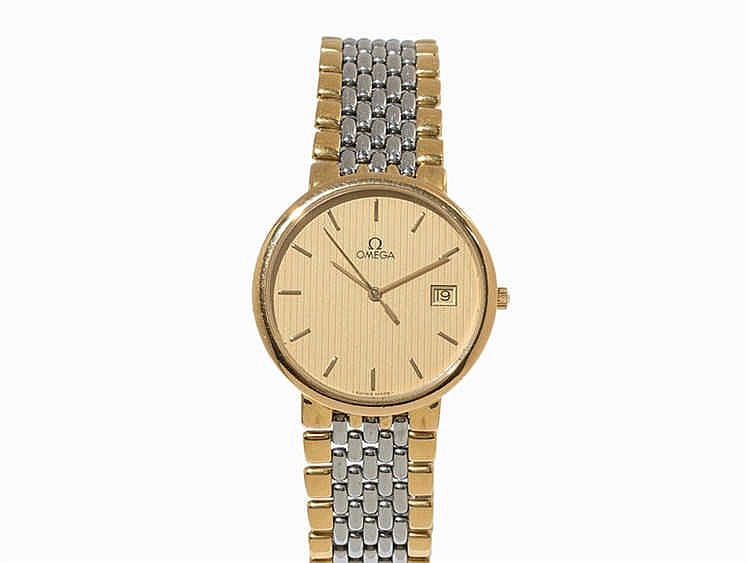 Omega De Ville Wristwatch, c. 1990