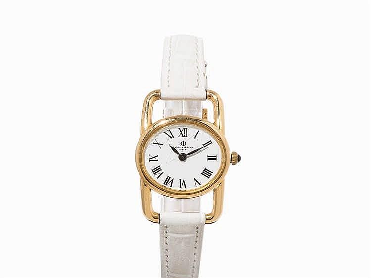 Baume & Mercier, Ladies' Wristwatch, Switzerland, 2nd H 20th C