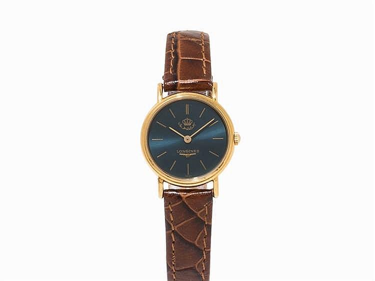 Longines Ladies' Watch, Ref. L4.137., Switzerland, pres. 1980s