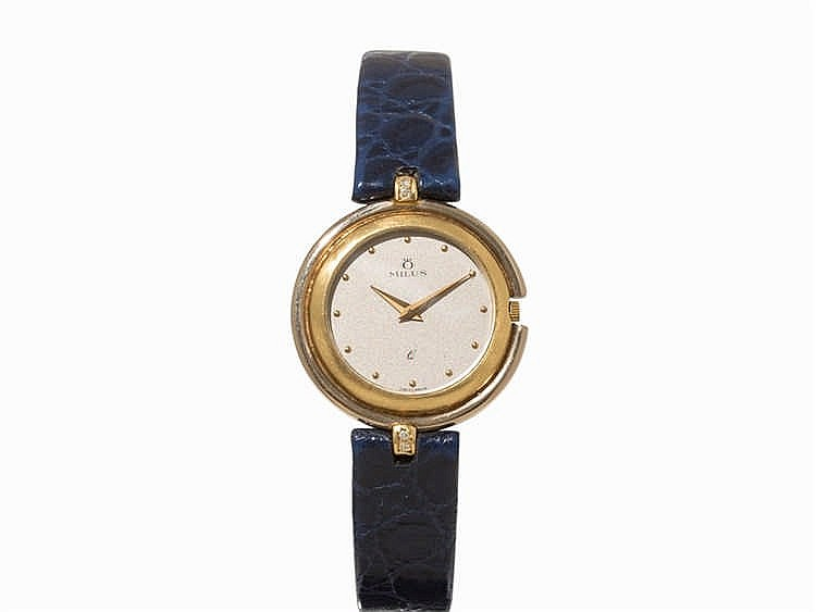 Milus Ladies' Watch, ref. 607R, 1996