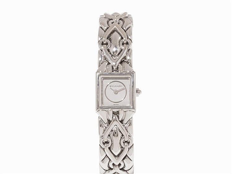 Bulgari Trika White Gold Ladies' Watch, Switzerland, c. 2000
