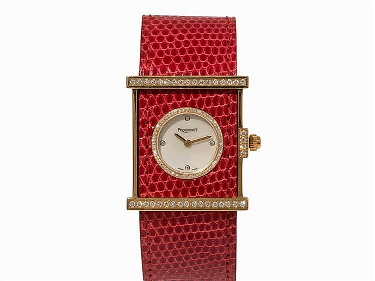 Pequignet Cameleone Ladies' Watch, Switzerland, 2000s