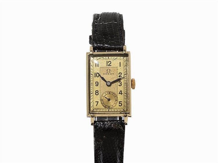 Omega Wristwatch, 1934
