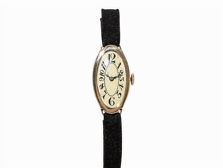 Ladies' watch, c. 1940