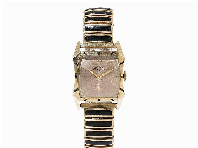 Lord Elgin Wrist Watch, Ref. 4821, c. 1953