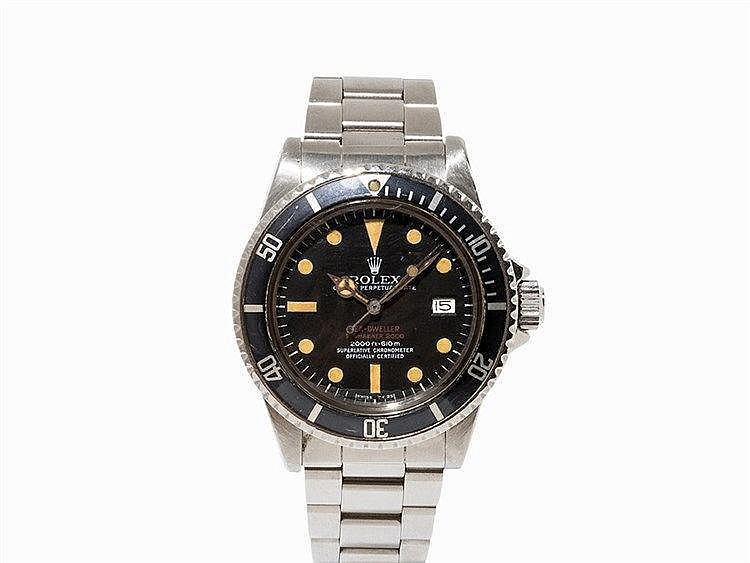 Rolex Sea-Dweller, Ref. 1665, 'Double Red', c. 1975