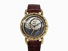 Ulysse Nardin Astrolabium Wristwatch, Switzerland, c. 1990