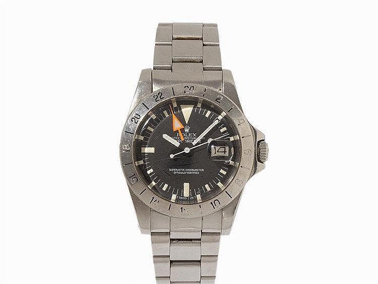 Rolex Explorer II Wristwatch, Ref. 1655, c. 1977
