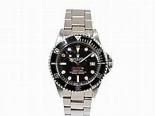 Rolex 'Double-Red' Sea-Dweller, Ref. 1665, c. 1972