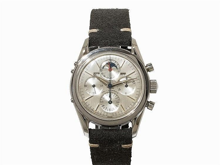 Universal Geneve Tri-Compax Moonphase, Ref. 222100/1