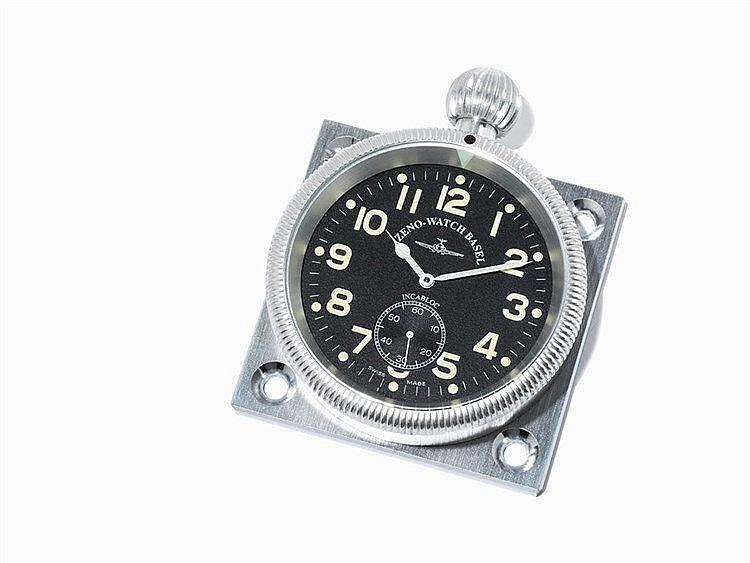 Zeno Rallyetimer Cockpit-Clock, Switzerland, 2000s