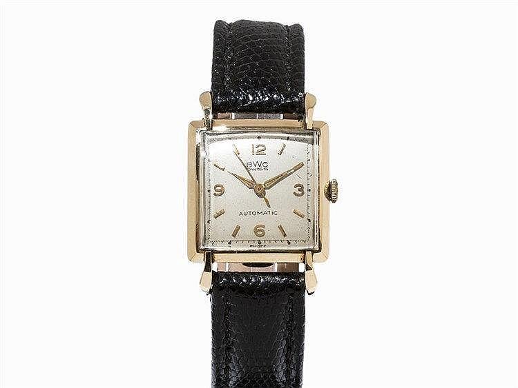 Wrist Watch BWC Automatic, Ref. 758301, 1960s