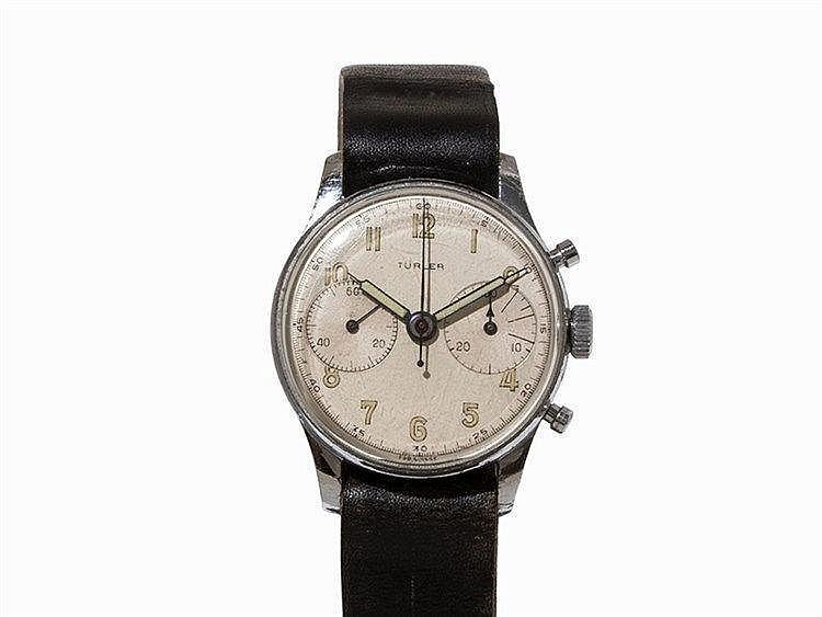 Türler Chronograph, Ref. 17455, c. 1955