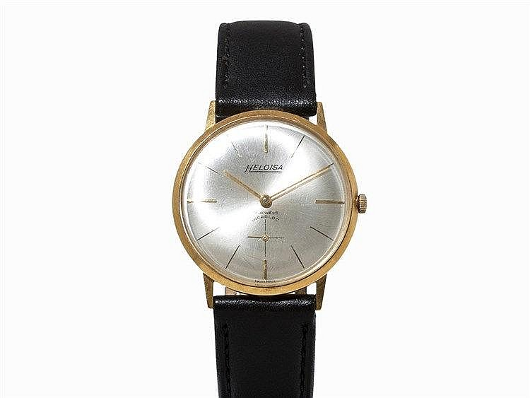 Heloisa Wristwatch, 18K Gold, c. 1960