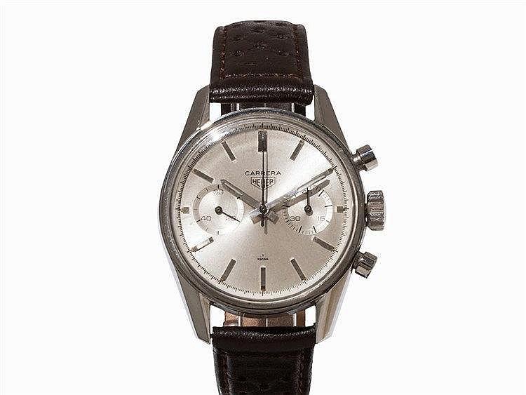 Heuer Carrera Chronograph, c. 1960`s