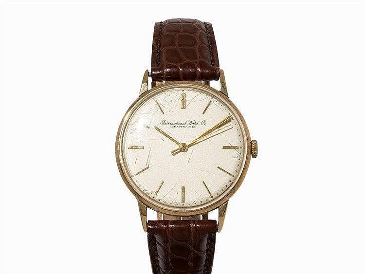 IWC Vintage Wristwatch, Ref. 1209, c. 1965