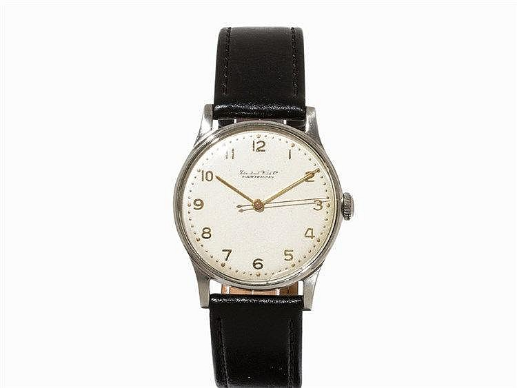 IWC Schaffhausen Wristwatch, Switzerland, 1940s