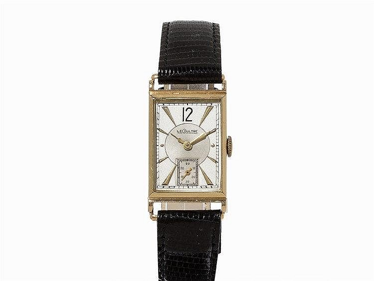 Le Coultre Wristwatch, c. 1937