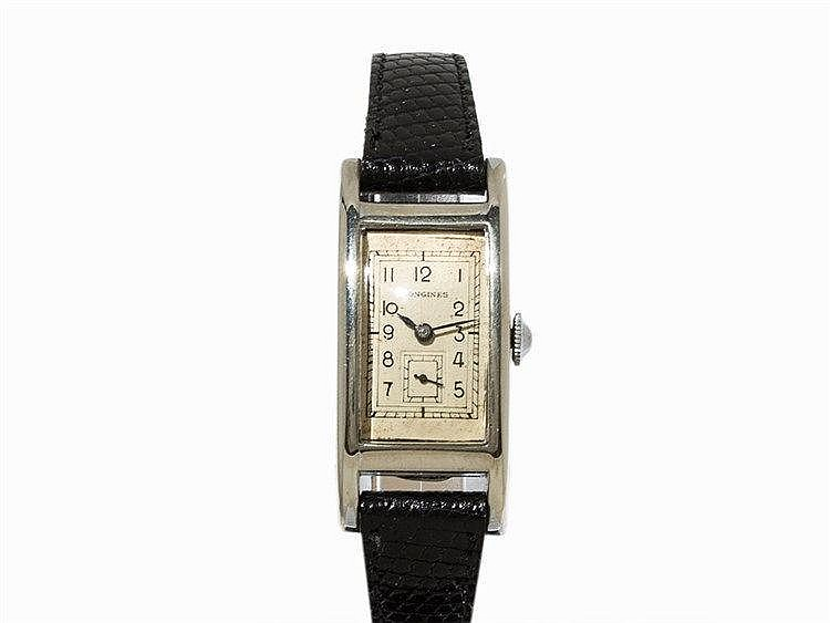 Longines Wristwatch, c. 1935
