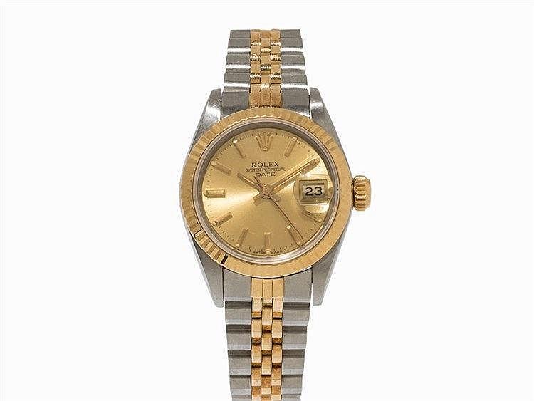 Rolex Date Lady's Watch, Ref. 69173, c. 1985