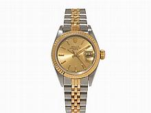 Rolex Date Lady's Watch, Ref. 69173, c. 1985