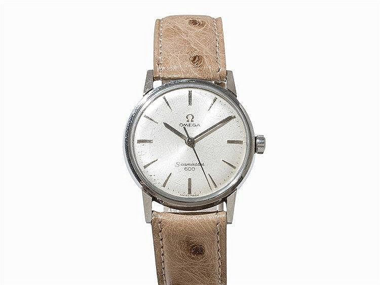 Omega Seamaster 600 Wristwatch, Switzerland, c. 1960
