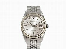 Rolex Oyster Perpetual Datejust, Ref. 1601