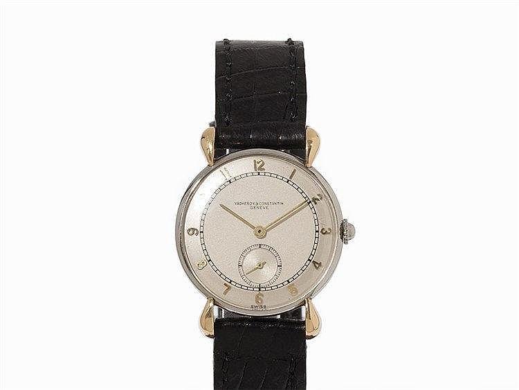 Vacheron Constantin Wristwatch, 1940s