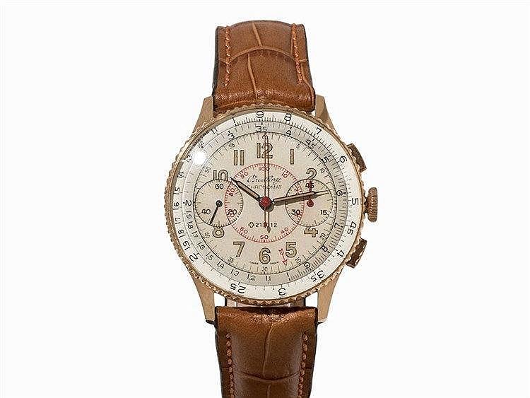 Breitling Chronomat Wristwatch, Ref. 769, 1945