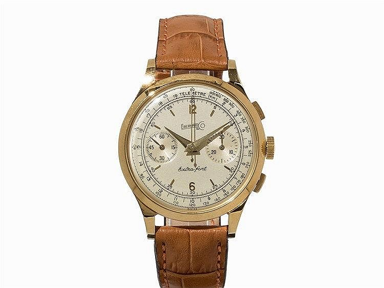 Eberhard & Co Extra-fort Chronograph, 18K